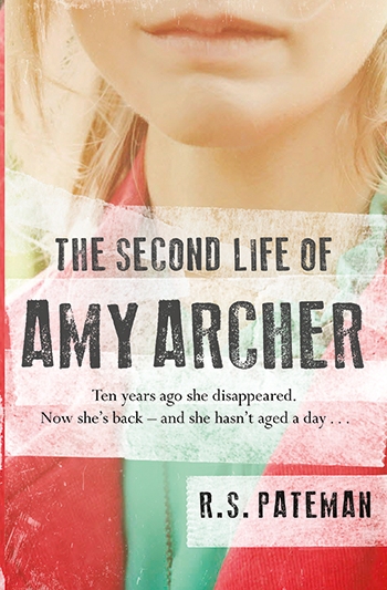 Book jacket - The Second Life Of Amy Archer